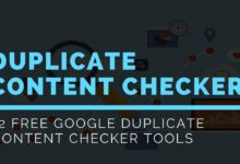 12 google duplicate content checker