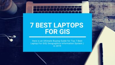 BEST laptops for gis