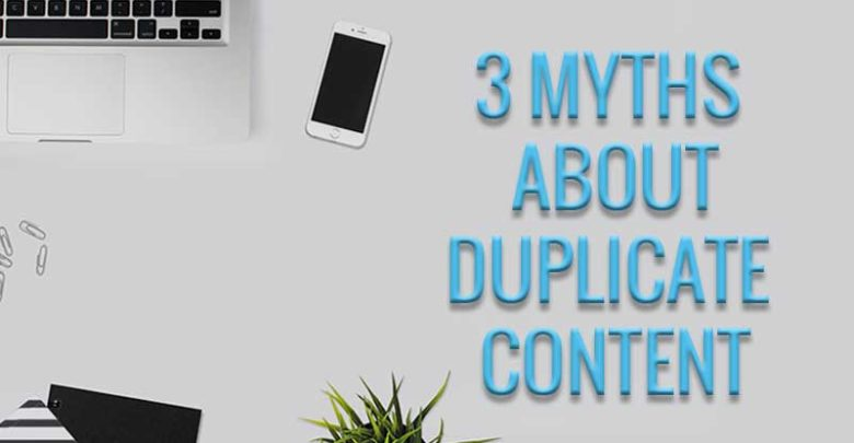 duplicate-content-myths