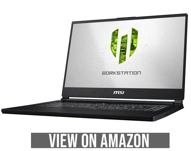 MSI WS65 Mobile Workstation